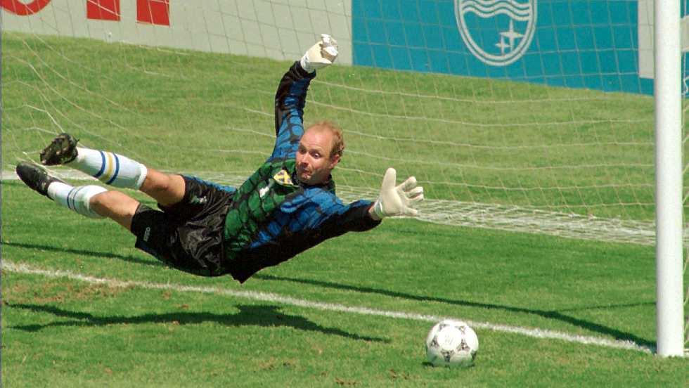 Thomas Ravelli straffräddning VM 1994